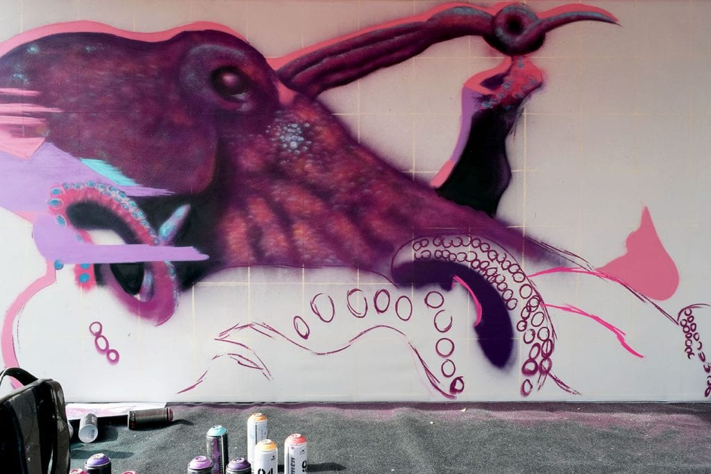 emic street art
